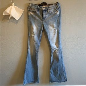 Hollister Flare Jeans 5R W27 L33
